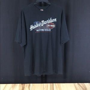 Harley Davidson 2xl T-shirt Tampa Florida Legends
